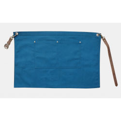 Canvas Quarter Apron With Pocket & Rivets