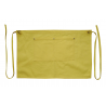 Yellow Canvas Waist Apron With Pocket & Removable Canvas Waist Strap's